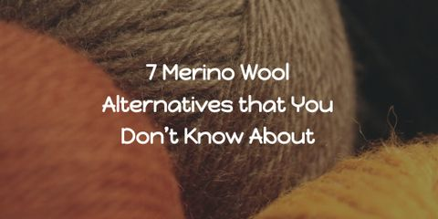 Merino wool is regarded by many as one of the finest and softest wool. And rightly so. They are very versatile material. But better alternatives exist.
