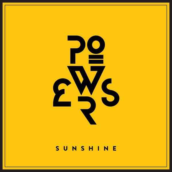 album art for Sunshine by Powers