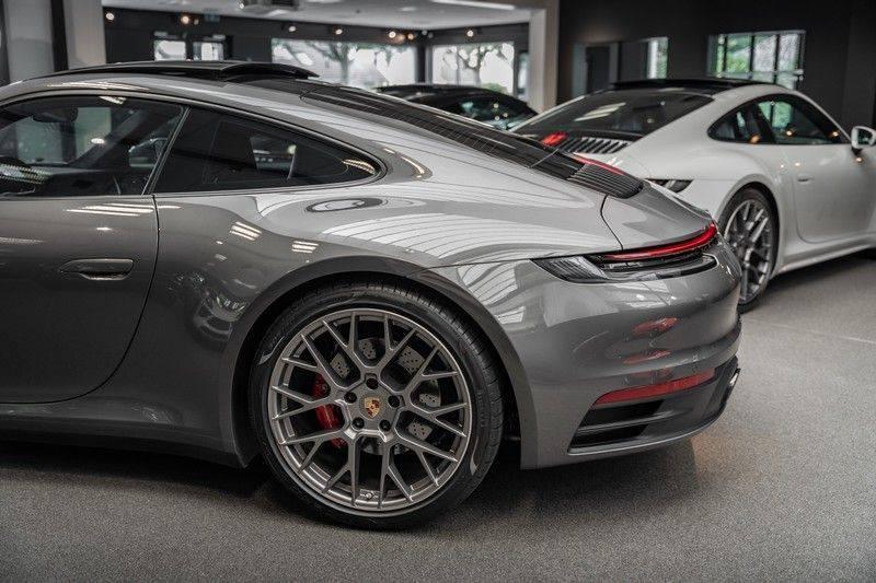 Porsche 911 992 S Coupe Sport Chrono ACC Alcantara Hemel Sport Uitlaat 3.0 Carrera S afbeelding 12