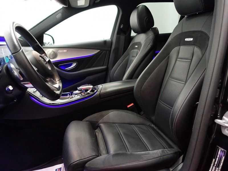 Mercedes-Benz E-Klasse Estate 43 AMG 4MATIC Prestige 402pk Aut- Pano, Keramisch, Widescreen, Full! afbeelding 25
