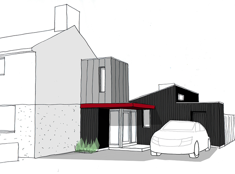 Police House Project Submitted for Planning