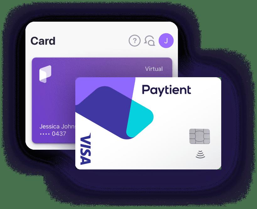 Paytient card types