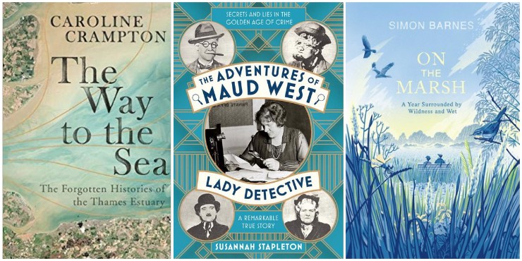 The Way to the Sea, The Adventures of Maud West, On the Marsh