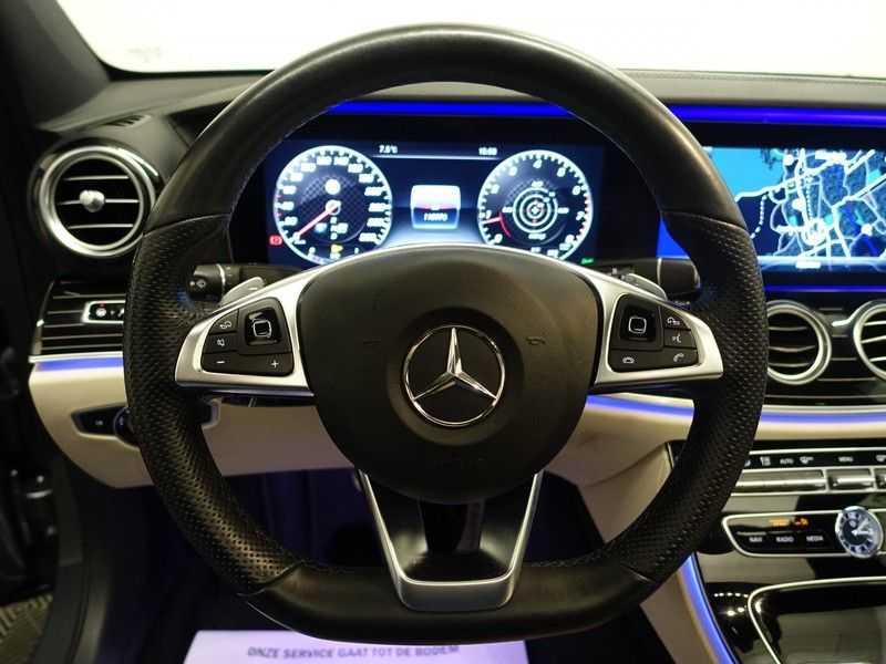 Mercedes-Benz E-Klasse 43 AMG 4Matic Prestige 402pk Aut- Pano, Burmester, Head-up, 360 Camera afbeelding 9