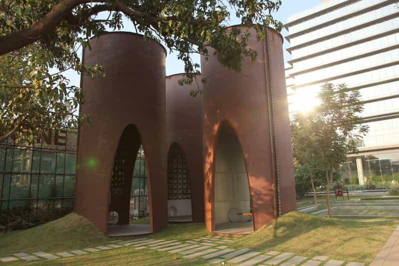 TRINITY: Godrej Legacy Park Silos