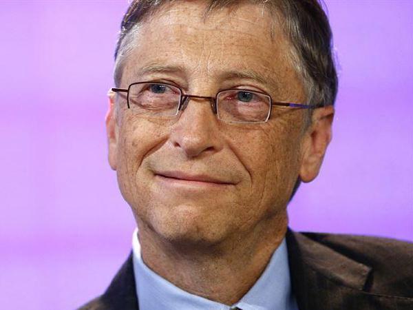 빌 게이츠, 4년 연속 전세계 최고 부자