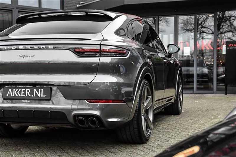 Porsche Cayenne 3.0 COUPE SPORTDESIGN+LUCHTV.+22INCH NP.176K afbeelding 19