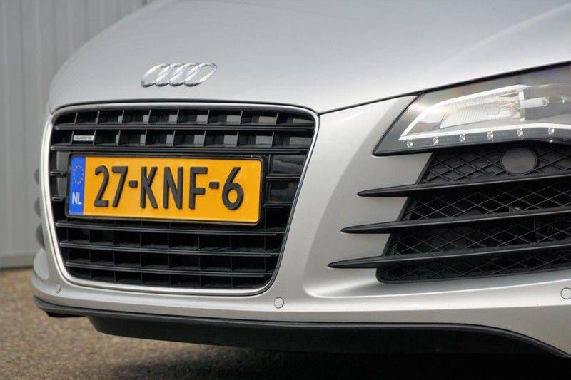 Audi R8 4.2 V8 FSI / 49dkm NAP / 1e eigenaar / B&O / R-Tronic / Orgineel Nederlands! / Navigatie afbeelding 24
