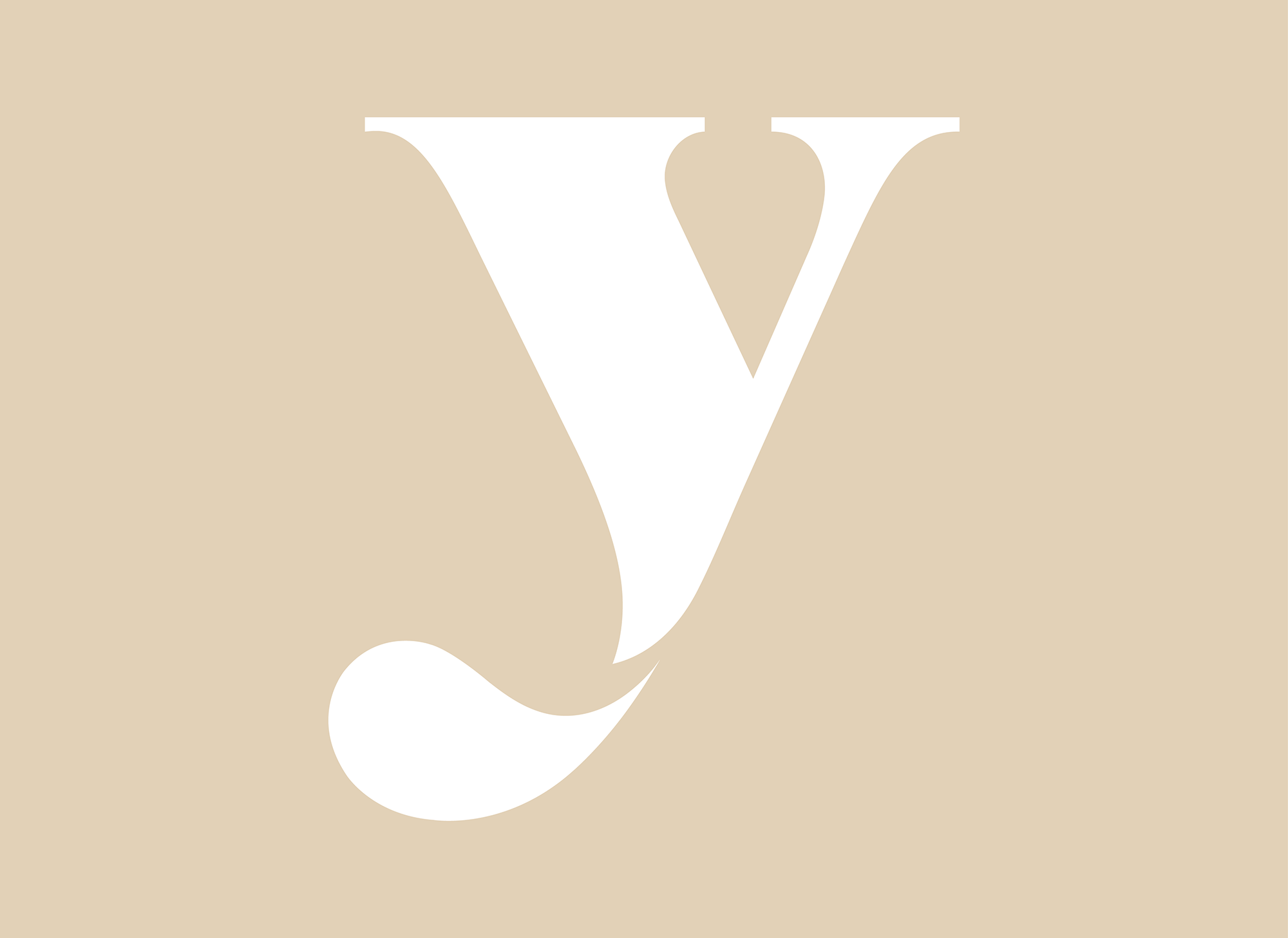 Y from the MYMY logo