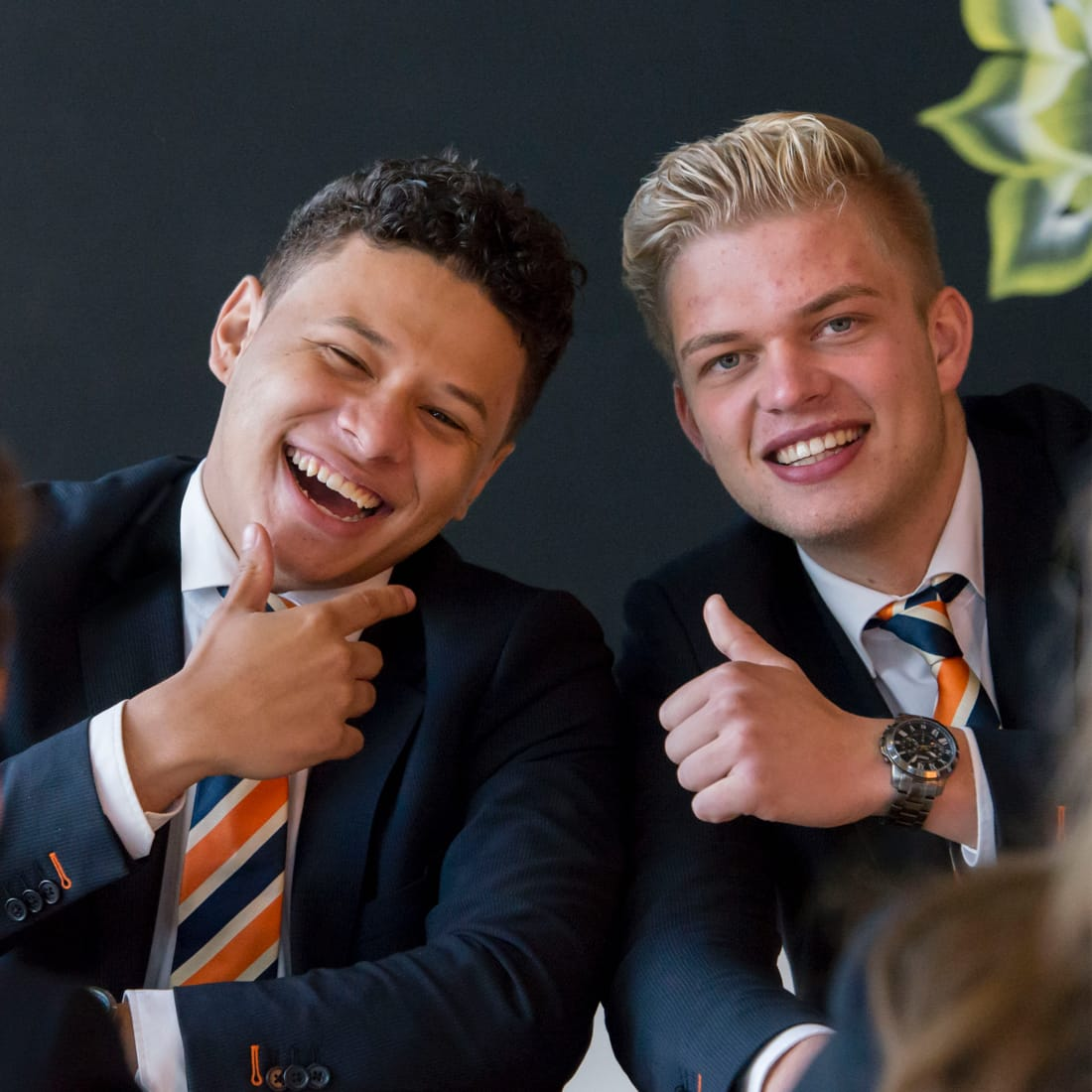 EuroCollege studenten