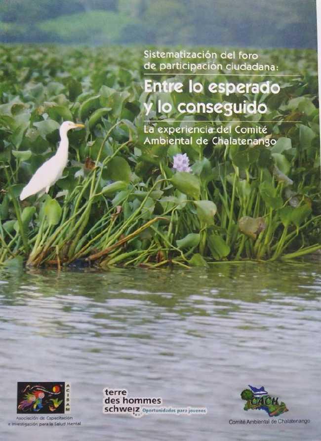 """image from ACISAM Presentó la """"Guía para formar Mediadoras y Mediadores de Conflictos Juveniles"""" en Arcatao, Chalatenango."""