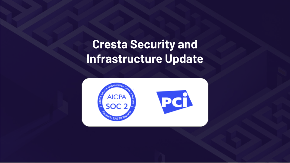 Security and Monitoring Update