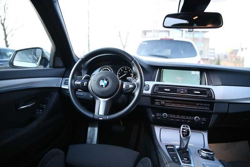 BMW 5 Serie M550D Facelift afbeelding 8
