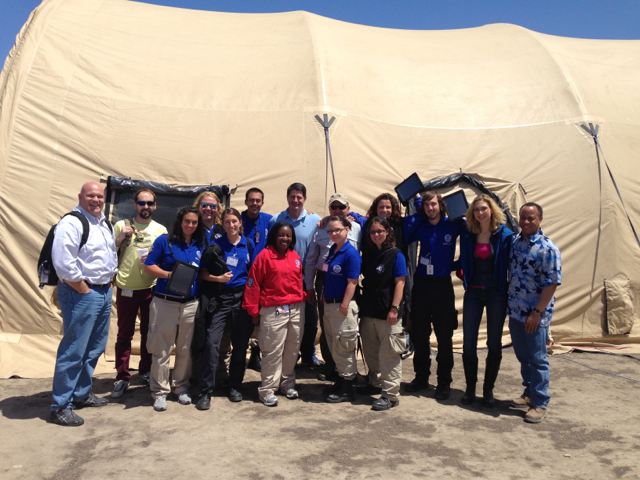 FEMA Corps Perspectives on Fulcrum