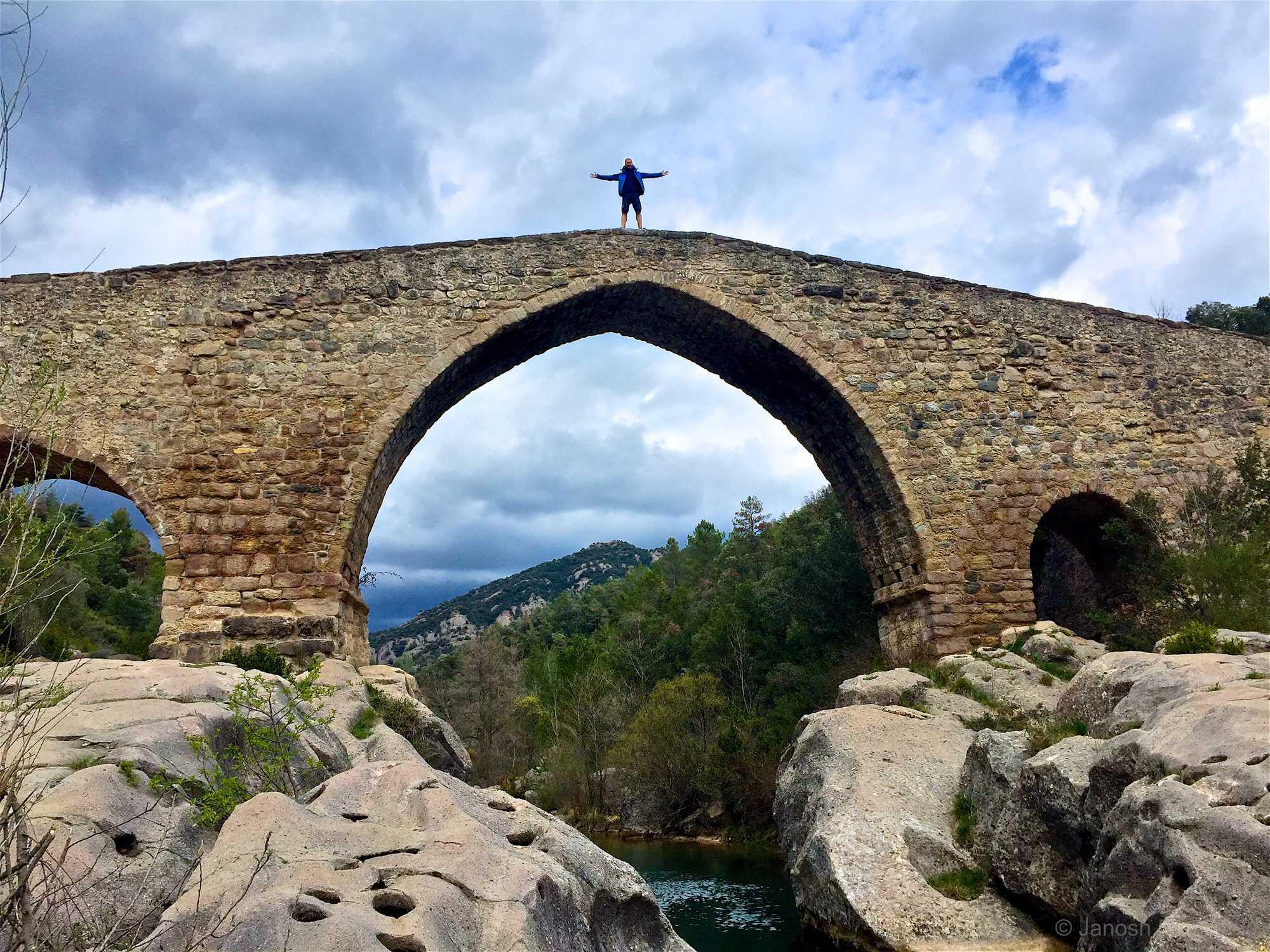 Catalonia Bridge