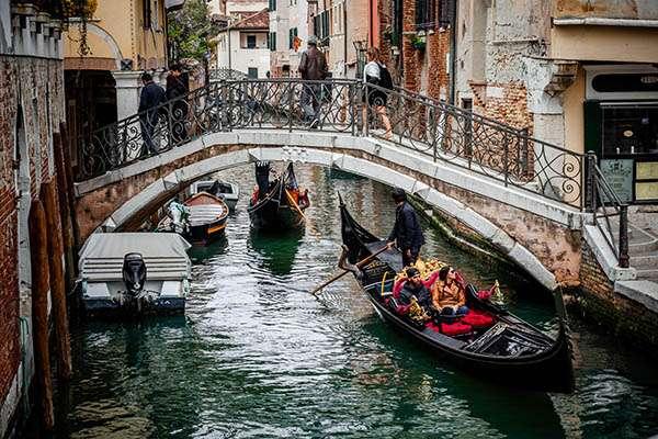 venedig i italien