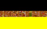 Thirteen Pies Logo