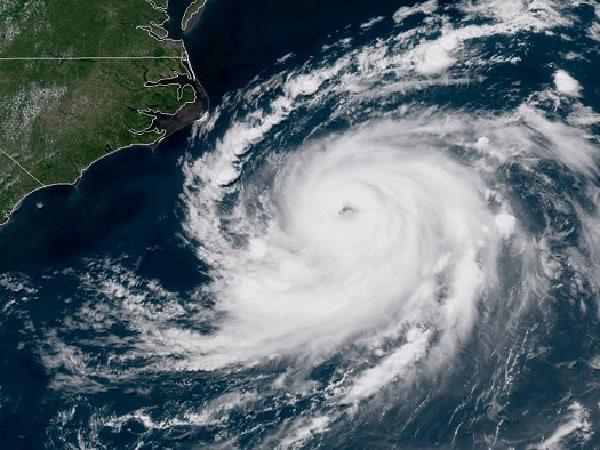 NOAA, 대서양 수온 상승이 초대형 허리케인 키워