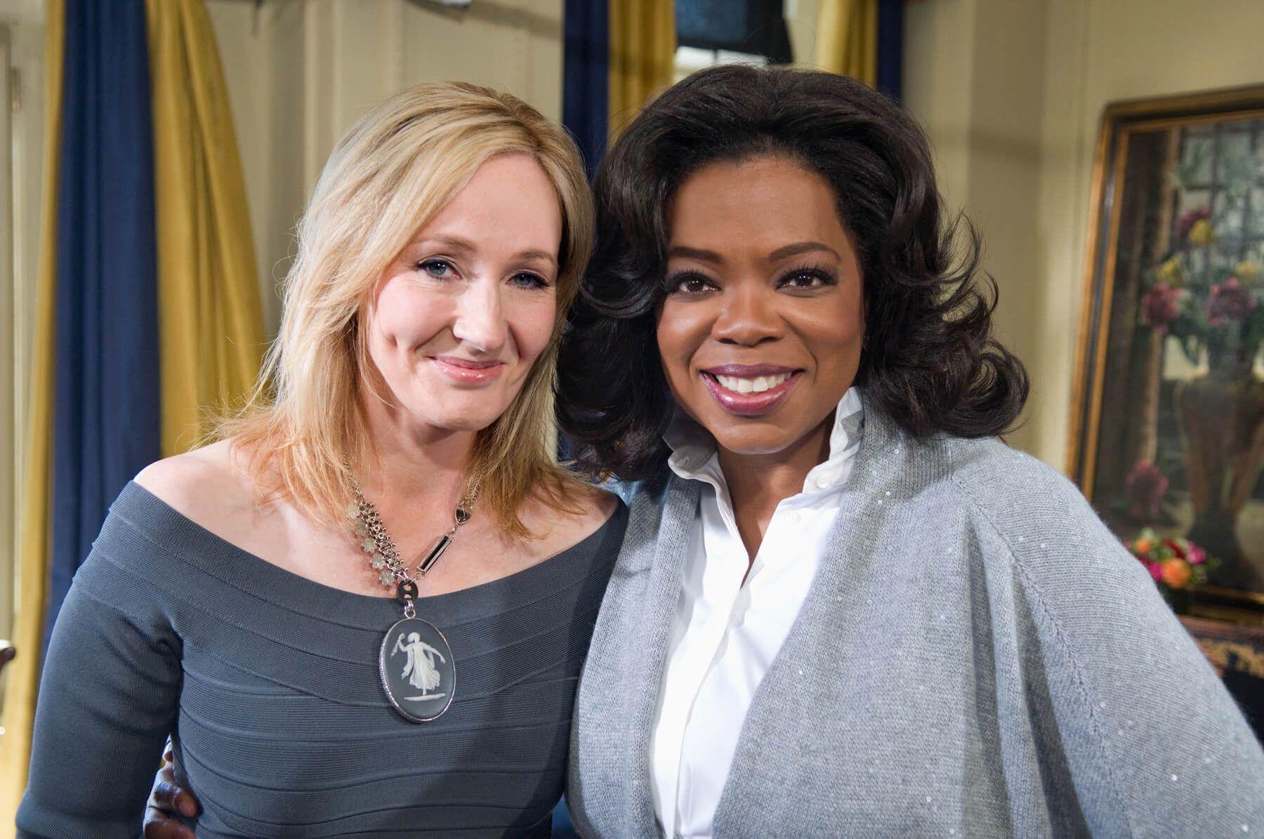 Джоан Роулинг и Опра Уинфри / oprah.com