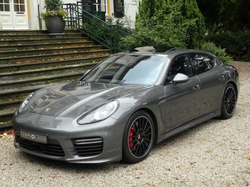 Porsche Panamera 4.8 GTS afbeelding 5