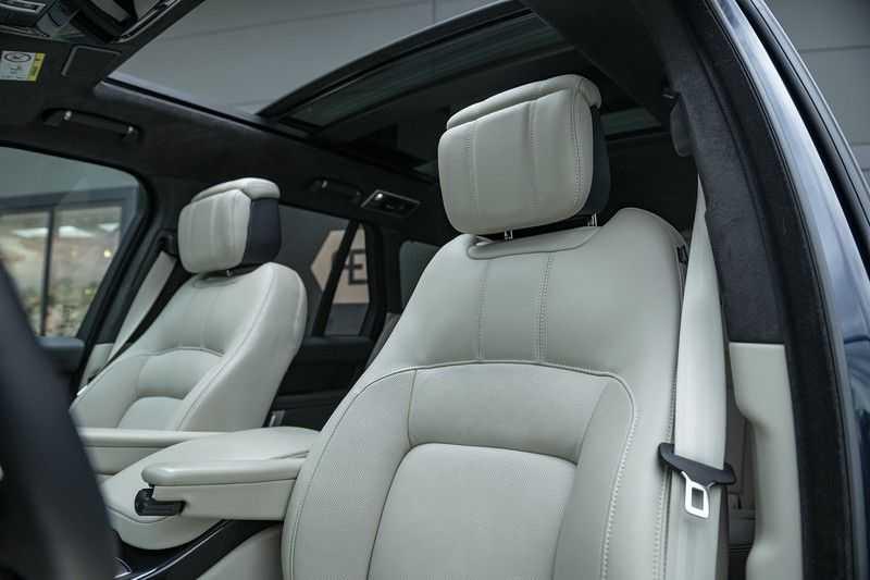 Land Rover Range Rover SDV8 / D340 Autobiography Black Pack, 22'' + Standkachel + BTW +  Elek. trekhaak afbeelding 4