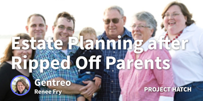 featured image thumbnail for post Starting an Estate Planning Business After Parents Paid $10,000 for Theirs