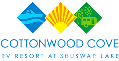 Cottonwood Cove RV Resort Logo