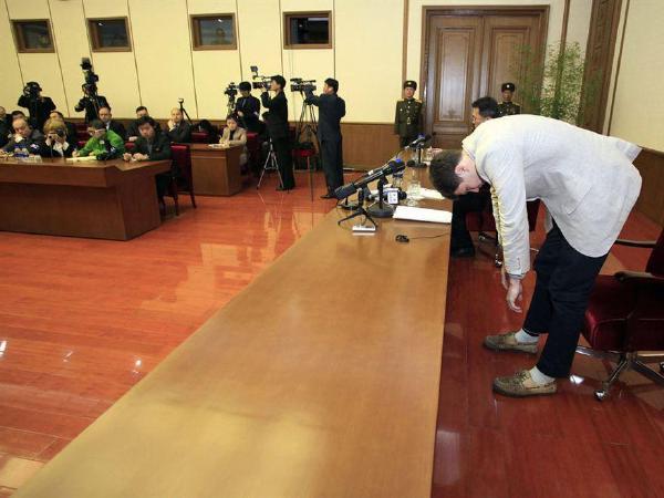 국무부, 북한에 억류된 대학생 석방 촉구