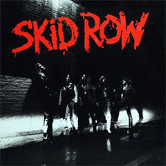 Skid Row self-titled album cover