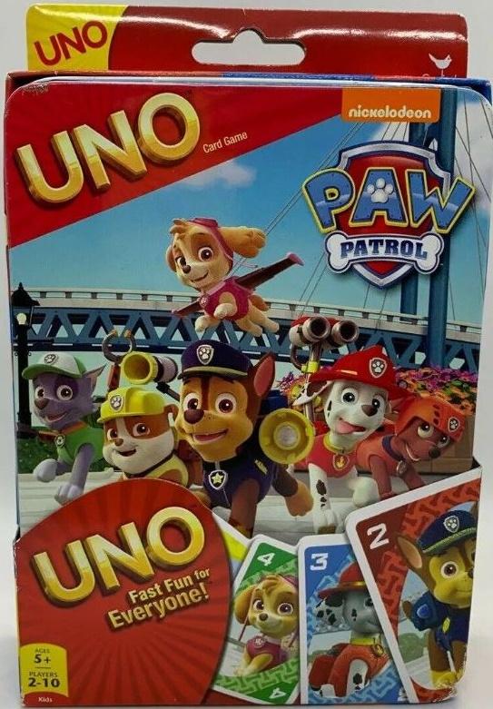 Paw Patrol Uno