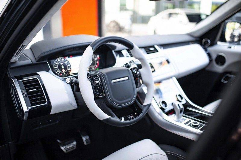 Land Rover Range Rover Sport P575 SVR *Pano / Meridian / Standkachel / HUD / ACC / Pixel-LED* afbeelding 9