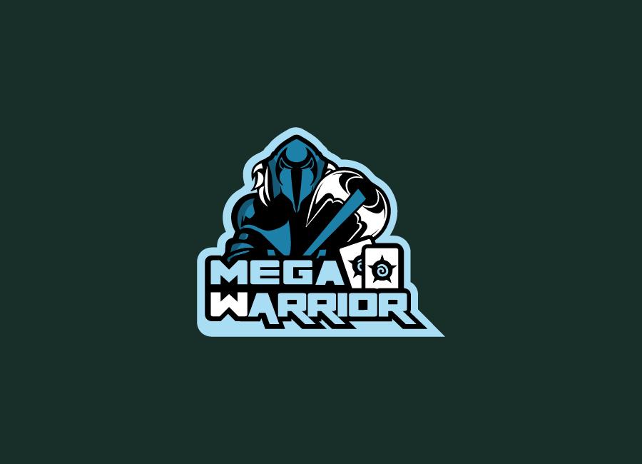 MegaWarrior personal logo