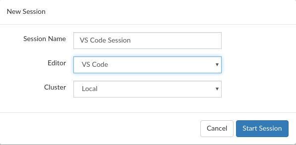 VS Code Session