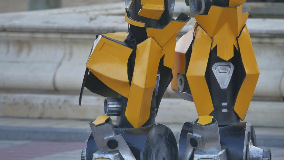 The rise of robots: Is Singapore ready?