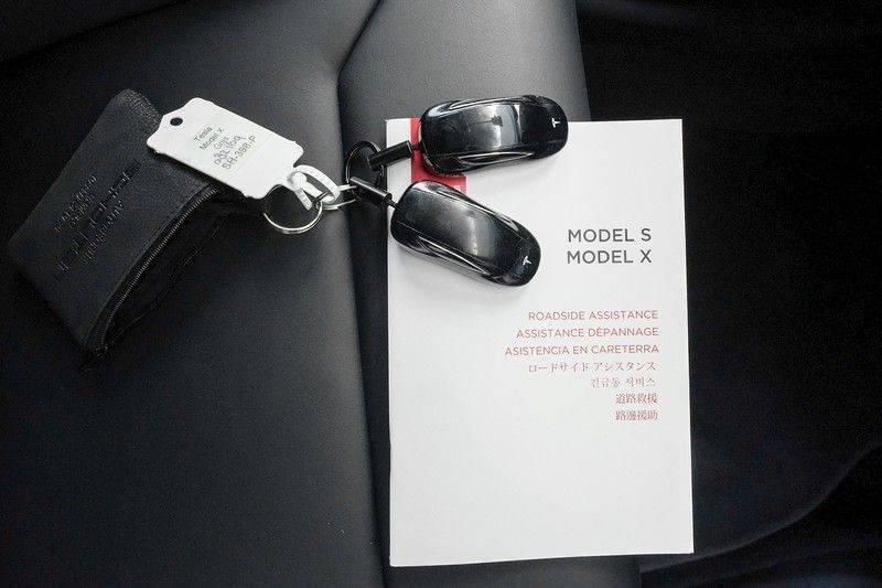"""Tesla Model X 100D Excl. BTW Luchtvering, Autopilot Leer 4% bijt. 22"""" afbeelding 7"""