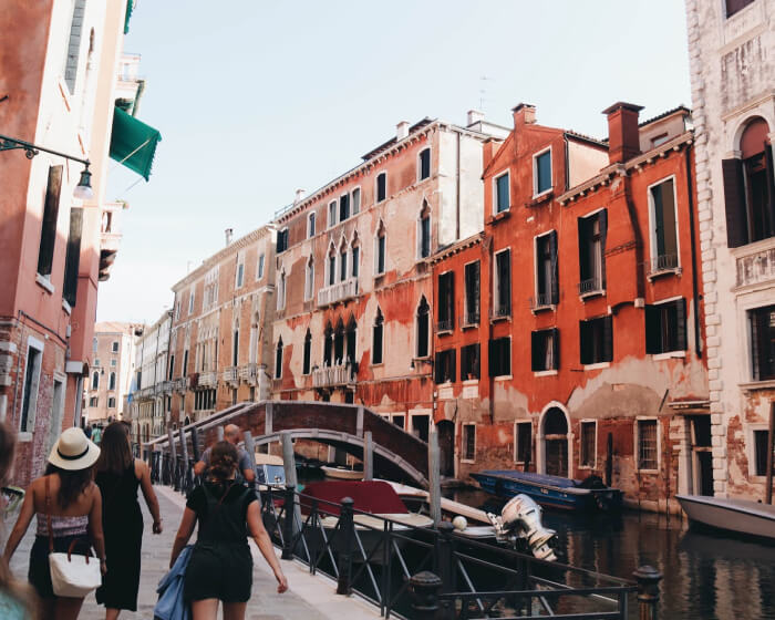Study & Serve Abroad - Italy