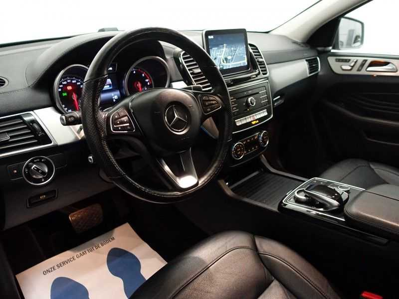 Mercedes-Benz GLE Coupé 350 d 4MATIC 259pk AMG Night Edition 9G- Leer, Navi, Camera, full afbeelding 19