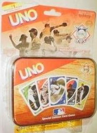 Boston Red Sox Uno (2005)