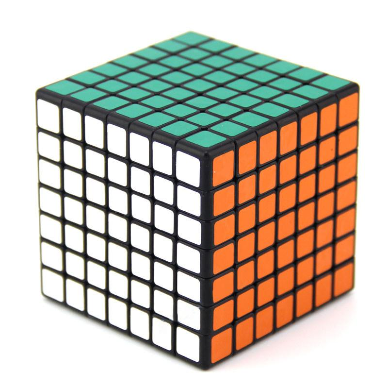 7x7 cube from Alacube
