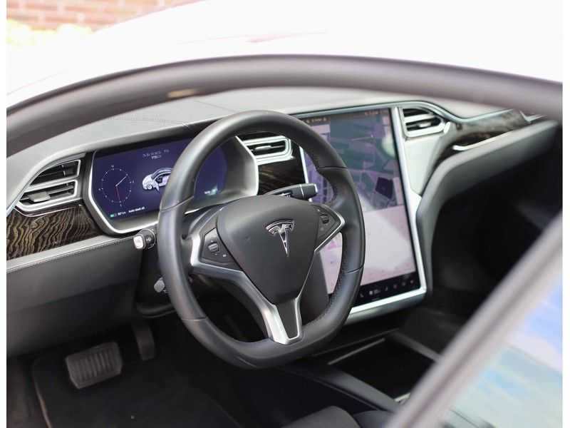 Tesla Model S 75D Base *4% t/m 06-'23*5-persoons*AutoPilot* afbeelding 21