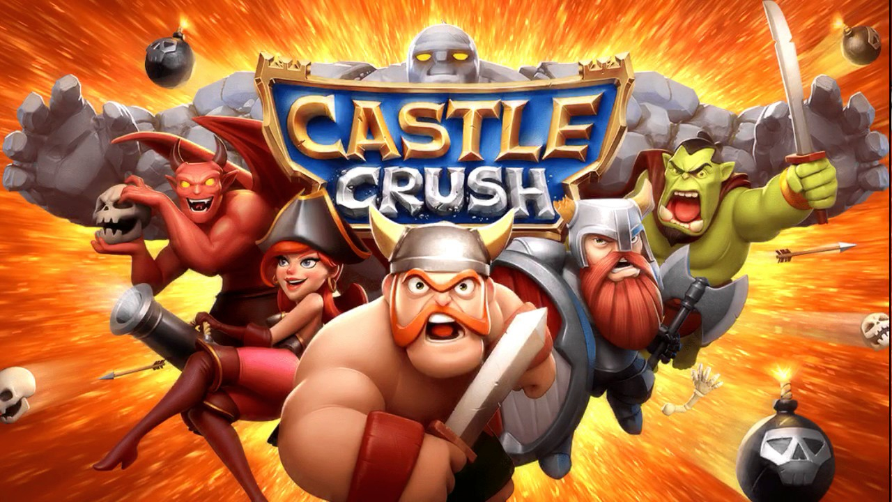 Download the Epic Castle Crush Apk Mod to Play Free forever With This Simple Hack