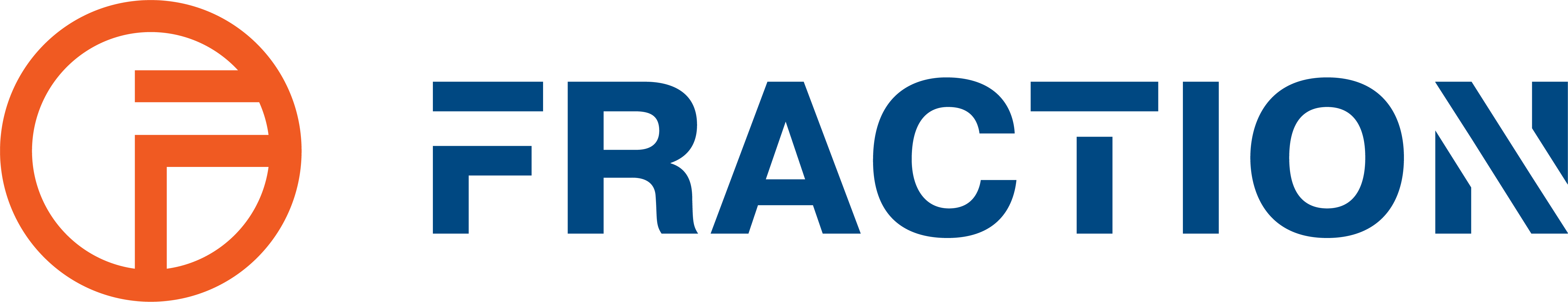 Fraction Consulting Logo
