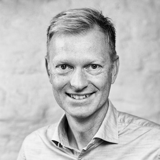 Portrait of Bjørn Hallan