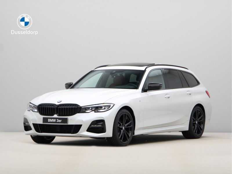 BMW 3 Serie Touring 318i Exe M-Sport Aut. afbeelding 1