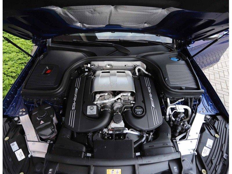 Mercedes-Benz GLC 63 S AMG 4-MATIC *Perf. stoel*510 PK*Driver Package*HUD*Camera* afbeelding 20