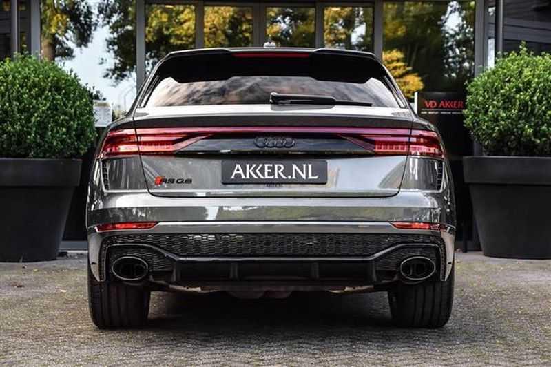 Audi RS Q8 NP.258K DYNAMIC PLUS+PANO.DAK+DESIGNPAKKET afbeelding 17