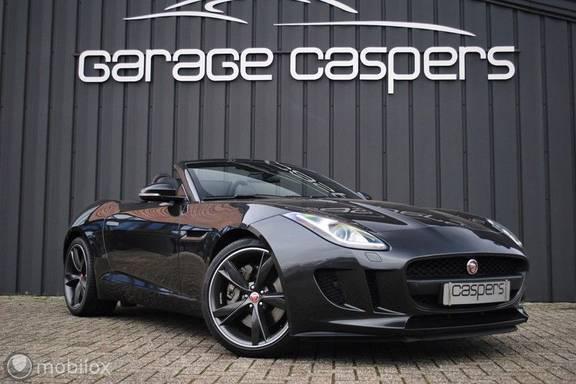 Jaguar F-Type 3.0 V6 Convertible | 398 Pk, 500 Nm | Leder |