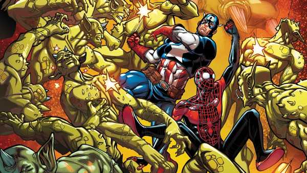 Miles Morales: Homem-Aranha – 4: Ultimatum