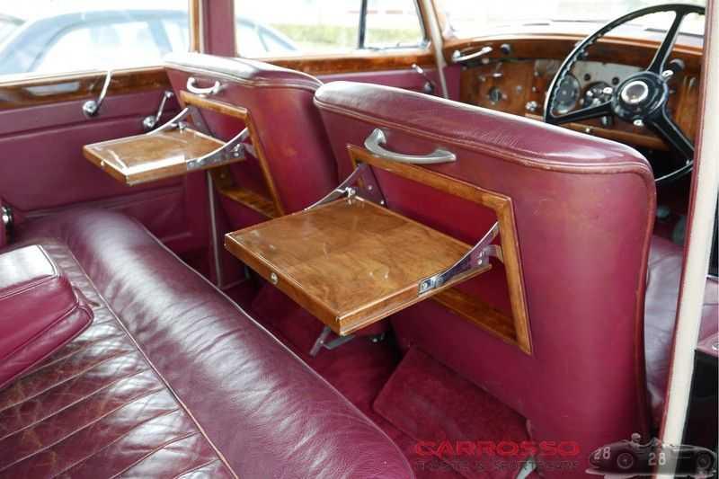 Bentley MARK VI Sports Saloon 4.25 Litre afbeelding 11