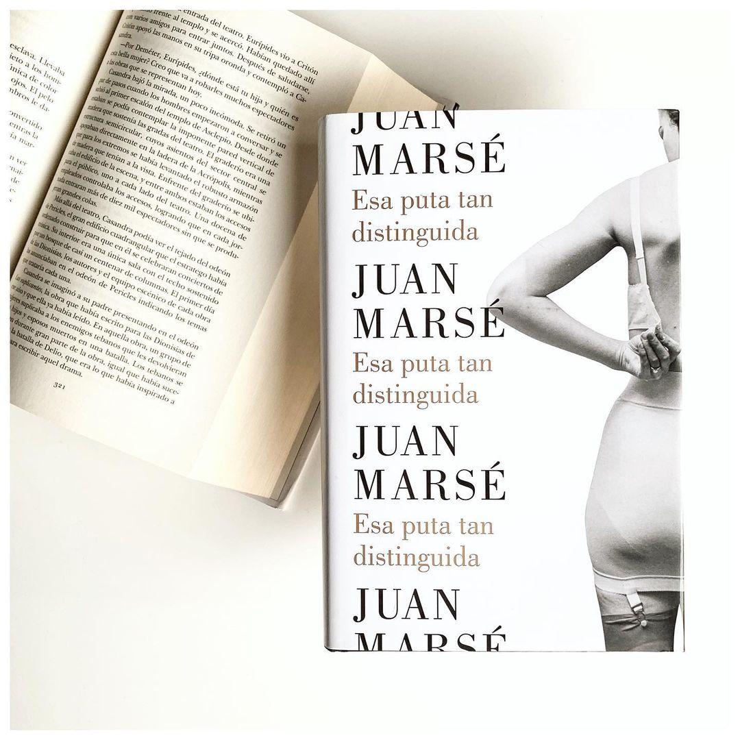 """Imagen de Reseña de """"Esa puta tan distinguida"""", de Juan Marsé"""